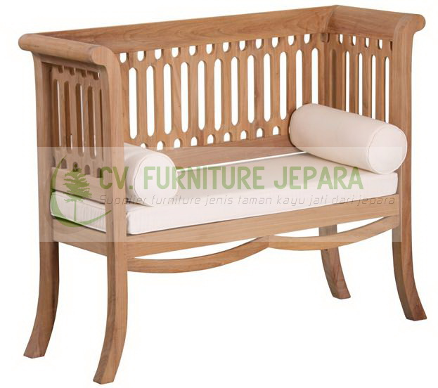 Furniture Bangko Taman Cv Furniture Jepara