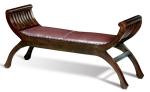 furniture bangko kayu finishing