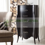 furniture meja sudut kayu