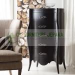 furniture meja sudut kayu