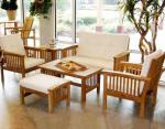 Set sofa jodhi jati by CV Furniture Jepara
