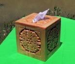 box tisu ukir kayu jati tsb-029