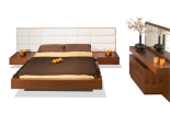 set tempat tidur minimalis kobe jati