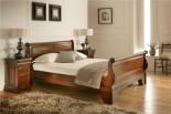 set tempat tidur siena mahoni