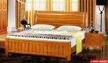 tempat tidur minimalis pekanbaru jati