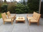 Sofa Outdoor Dodik jati