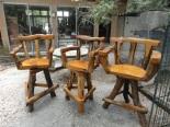 KURSI BAR STOOLS CLASSIC ANDORA