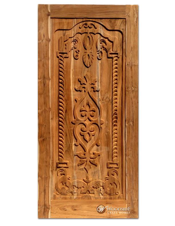 wood carving doors coloring pages - photo#5
