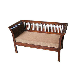 bangku jari jati palembang - cv furniture jepara