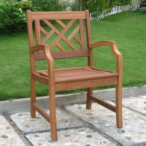 kursi kebun tanganan jati