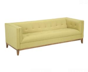 sofa cream 3 seater