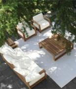 Set Deep Sofa Jati USA by cv furniture jepara